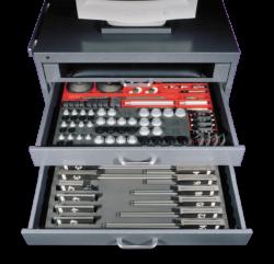Elektroniczny – laserowy, wielopunktowy system pomiarowy CHIEF VECTOR
